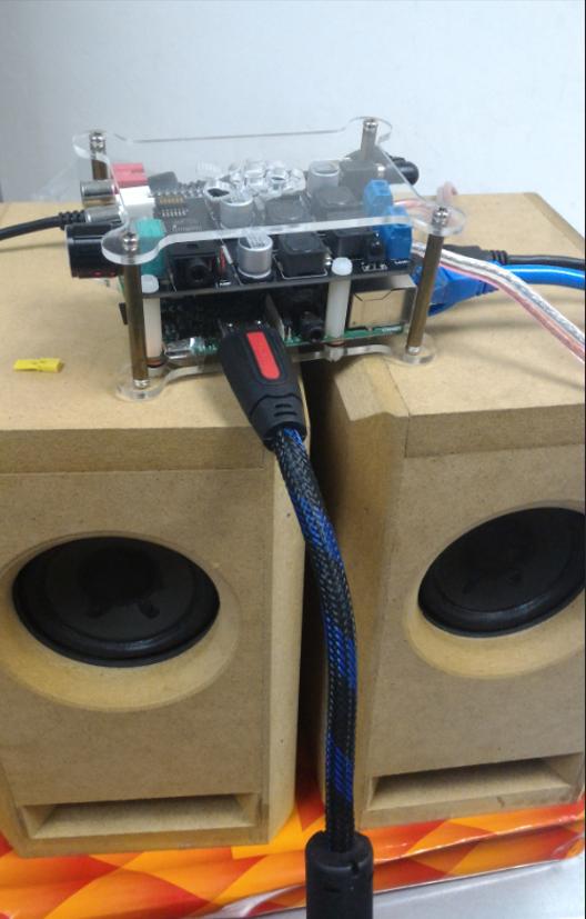Raspberry Pi Audio Step 04