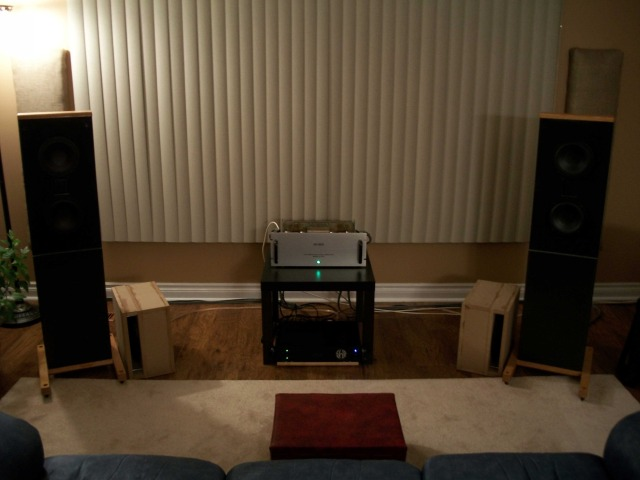 Speaker Placement Example